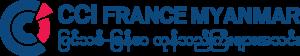 Logo CCI FRANCE MYANMAR VECTOR-Burmese